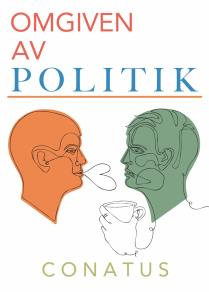 Cover for Omgiven av politik