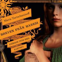Cover for Breven från Maresi