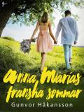 Omslagsbild för Anna Marias franska sommar