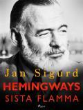Omslagsbild för Hemingways sista flamma