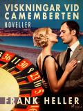 Cover for Viskningar vid camemberten: noveller