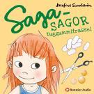 Cover for Sagasagor. Tuggummitrassel
