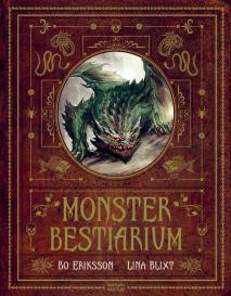 Cover for Monsterbestiarium