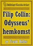 Omslagsbild för Filip Collin: Odysseus' hemkomst. Återutgivning av text från 1949