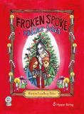 Omslagsbild för Fröken Spöke räddar julen