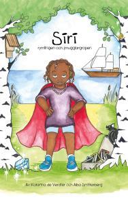 Cover for Siri, rymlingen och smugglargropen