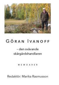 Omslagsbild för Göran Ivanoff - den svävande lanthandlaren