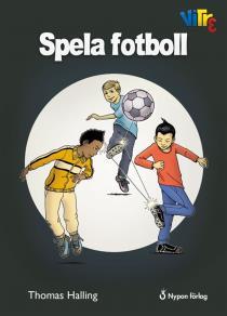 Omslagsbild för Spela fotboll