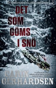 Cover for Det som göms i snö