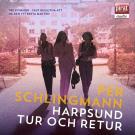 Bokomslag för Harpsund tur och retur