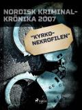 "Cover for ""Kyrko-nekrofilen"""