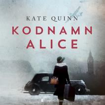 Cover for Kodnamn Alice