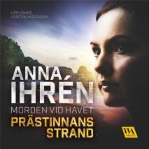 Cover for Prästinnans strand