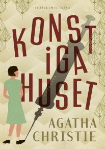 Cover for Konstiga huset