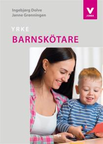 Cover for Yrke Barnskötare