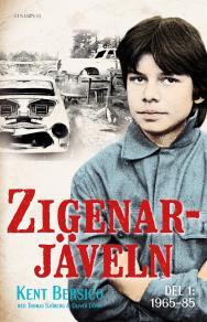 Omslagsbild för  Zigenarjäveln - del 1: 1965 - 85
