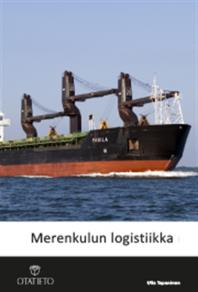 Omslagsbild för Merenkulun logistiikka