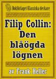Cover for Filip Collin: Den blåögda lögnen. Återutgivning av text från 1949