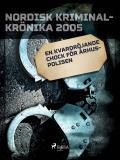 Omslagsbild för En kvardröjande chock för Århuspolisen