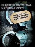 Omslagsbild för Familjetvist bakom trippelmord i Sørum