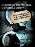 Omslagsbild för Fyra unga rånade och dödade antikhandlare