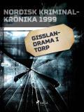 Omslagsbild för Gisslandrama i Torp