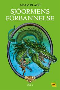 Cover for Beast Quest - Sjöormens förbannelse