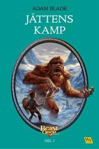 Omslagsbild för Beast Quest - Jättens kamp