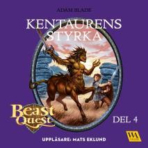 Omslagsbild för Beast Quest - Kentaurens styrka