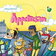 Cover for Äppelresan