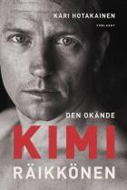 Cover for Den okände Kimi Räikkönen
