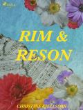 Cover for Rim & Reson