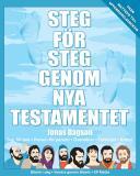 Omslagsbild för Steg för steg genom Nya testamentet