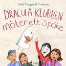 Bokomslag för Dracula-klubben möter ett spöke