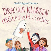 Cover for Dracula-klubben möter ett spöke