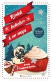 Cover for Kärlek, bakelser & en mops