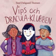 Cover for Vips och Dracula-klubben