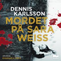 Omslagsbild för Mordet på Sara Weiss