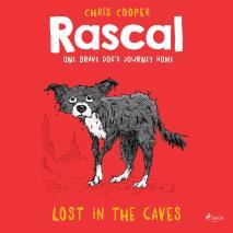Omslagsbild för Rascal 1 - Lost in the Caves