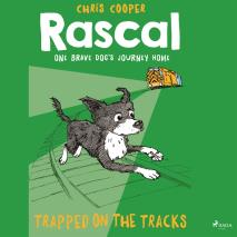 Cover for Rascal 2 - Trapped on the Tracks