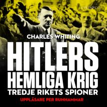Cover for Hitlers hemliga krig