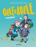Omslagsbild för Olle och Bolle handlar