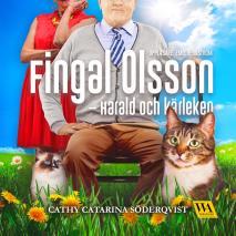 Omslagsbild för Fingal Olsson - Harald och kärleken