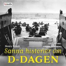 Cover for Sanna historier om D-dagen