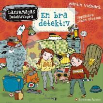 Cover for En bra detektiv : Berättelser från Valleby
