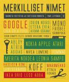 Cover for Merkilliset nimet