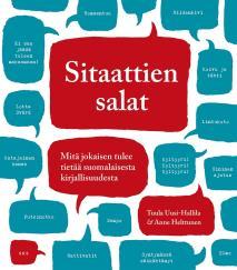 Cover for Sitaattien salat