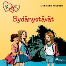 Cover for K niinku Klara 1 - Sydänystävät