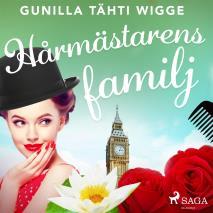 Cover for Hårmästarens familj