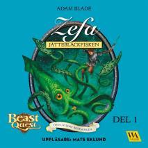 Omslagsbild för Zefa - jättebläckfisken